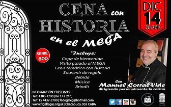 Cea con historia, no MEGA de Bos Aires