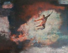 """Exposición de pintura """"Nova Terra, Nova Inspiración"""", de Howard Ross, en Madrid"""