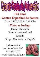 123º aniversario do Centro Espanhol de Santos