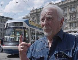 Proxección do documental «rEvolución permanente. Miguel Soto Reverté», en Zürich