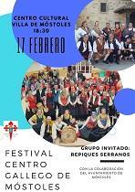 Festival 2018 do Centro Galego de Móstoles