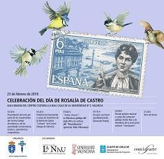 Día de Rosalía 2018, en Valencia