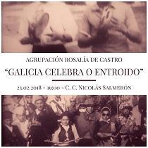 """""""Galicia celebra o Entroido"""", en Madrid"""