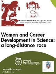 "Seminario ""Women and Career Development: fighting against gender inequality - Mulleres e desenvolvemento profesional: loita contra a desigualdade de xénero"", en Cambridge"