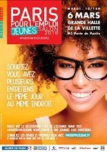 Feira de emprego 'Paris pour l'Emploi des jeunes 2018'