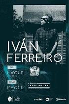 Concerto de Iván Ferreiro, en Cidade de México