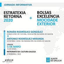 Jornada informativa Becas Excelencia Juventud Exterior - BEME & Estrategia Retorna 2020, en Montevideo
