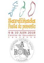Sardiñada & Festa do Pemento 2018 en Lausanne