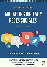 """Seminario """"Marketing Digital y Redes Sociales"""", en Florida"""