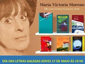 Día das Letras Galegas 2018, en el Patronato da Cultura Galega de Montevideo