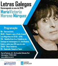 Día das Letras Galegas 2018 en Salvador de Baía