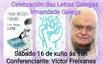 Día das Letras Galegas 2018, en Xenebra