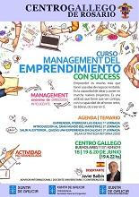 "Curso ""Management del emprendimiento con success"", en Rosario"