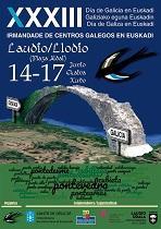 XXXIII Día de Galicia en Euskadi - Euskal Herriko Galiziaren Eguna 2018