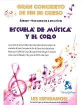 Concierto fin de curso de la Escuela de música y el Coro de la Casa Galicia de Nueva York