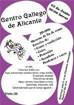 Concierto-muestra fin de curso 2017-2018 de las escuelas del Centro Gallego de Alicante