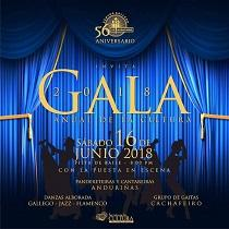 Gala Anual da Cultura 2018 do Centro Galego de Maracaibo