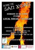 San Xoán 2018 en el Centro Galego de Castellón