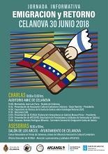 Xornada informativa 'Emigración e Retorno', en Celanova