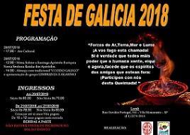 Festa de Galicia 2018, en São Paulo