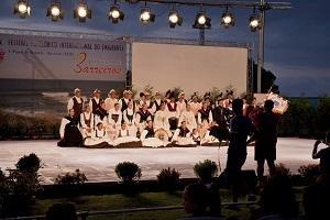 XXXVII Festival Folclórico Internacional do Emigrante, en Barreiros - 2018
