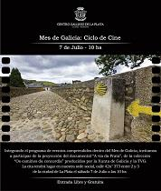 "Documental ""Os camiños da concordia. A Vía da Prata"", no Centro Galego de La Plata"