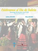 Día de Galicia 2018 en Santiago de Chile