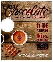 Chocolate de Invierno 2018, en el Centro Gallego de Rosario