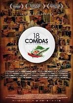 '18 comidas', cine galego en Sidney