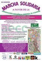 IIIª Marcha solidaria a prol da Asociación Española Contra el Cáncer, do Centro Galego de Bizkaia en Barakaldo