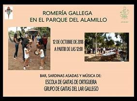 Romería 2018 del Lar Galego de Sevilla