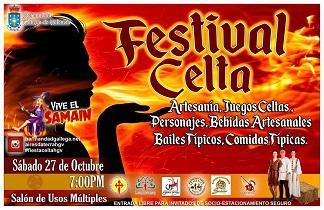 Festival Celta 2018, na Hermandad Gallega de Valencia