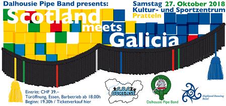 Festival 'Scotland meets Galicia', en Basilea