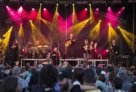 Concerto de Luar na Lubre, en Bos Aires
