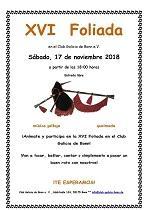XVI Foliada & Magosto 2018 do Club Galicia de Bonn