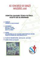 XIIº Concurso de Debuxo do Nadal - 2018 do Lar Galego de Pamplona