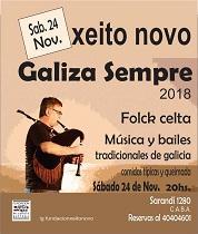 'Galiza Sempre 2018', en Bos Aires