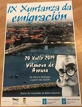 IX Xuntanza da Emigración