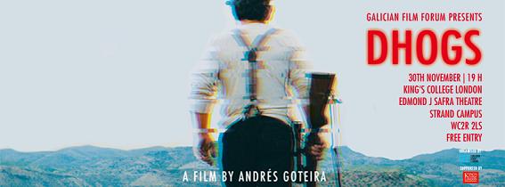 'Dhogs', en la 9ª edición del Galician Film Forum de Londres