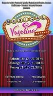 "Musical ""Vaselina"" do Grupo de teatro Fernando Iglesias 'Tacholas' do Centro Arzuano Melidense de Bos Aires"