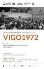 Ciclo de cine documental galego (2ª parte), en Bos Aires