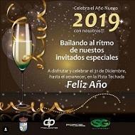 Fin de Ano 2018 na Hermandad Gallega de Venezuela
