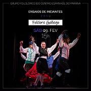 Folclore galego 2019 do Centro Espanhol do Paraná