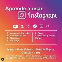 """Curso """"Aprense a usar Instagram"""", en Caracas"""