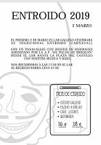 Entroido 2019 do Lar Galego de Sevilla