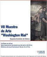 "VIIª Mostra de Arte ""Washington Rial"" da Casa Galicia de Montevideo"