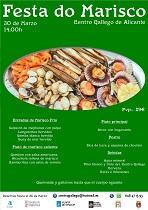 Festa do marisco 2019 do Centro Galego de Alacant