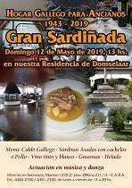 Sardiñada 2019 del Hogar Gallego para Ancianos de Domselaar