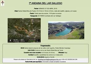 7ª Andaina del Lar Gallego de Sevilla