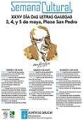 XXXV Semana Cultural - Día das Letras Galegas 2019, en Sestao